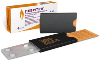 препарат левитра отзывы инструкция